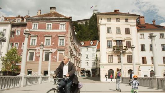 Kolesarjenje v Ljubljani je v stalnem porastu