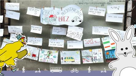 Zaključna konferenca projekta Trajnostna mobilnost v vrtcih in osnovnih šolah